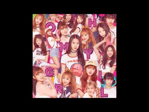 OH MY GIRL (오마이걸) - LIAR LIAR [MP3 Audio] [PINK OCEAN]