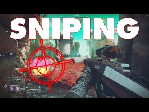 Sniping in Destiny 2 | Overview and Tips