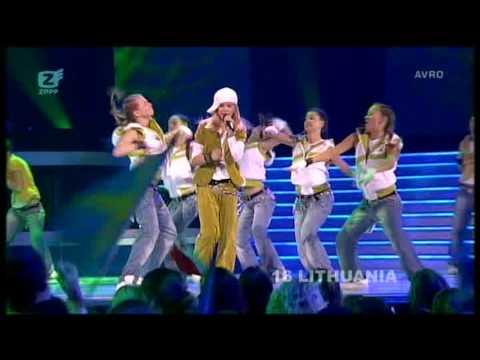 Junior Eurovision 2007: Lina Jurevičiūtė (Lina Joy) - Kai Miestas Snaudžia (Lithuania)