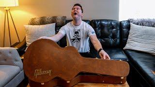 When a Guitarist Gets a New Guitar