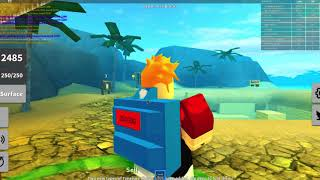 CHIPMUNK FINDS SECRET TREASURE IN ROBLOX! (Treasure Hunt Simulator Roblox) FUNNY ROBLOX