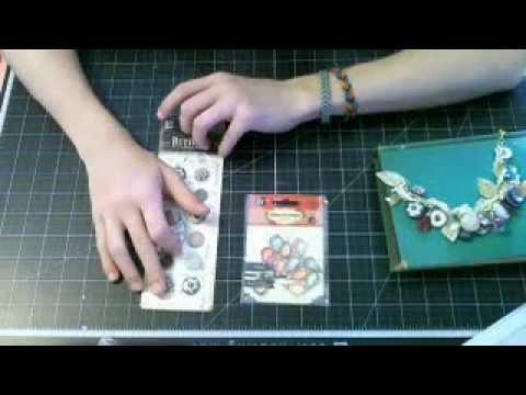 Vintage Chic Charm Bracelet w/ Drew