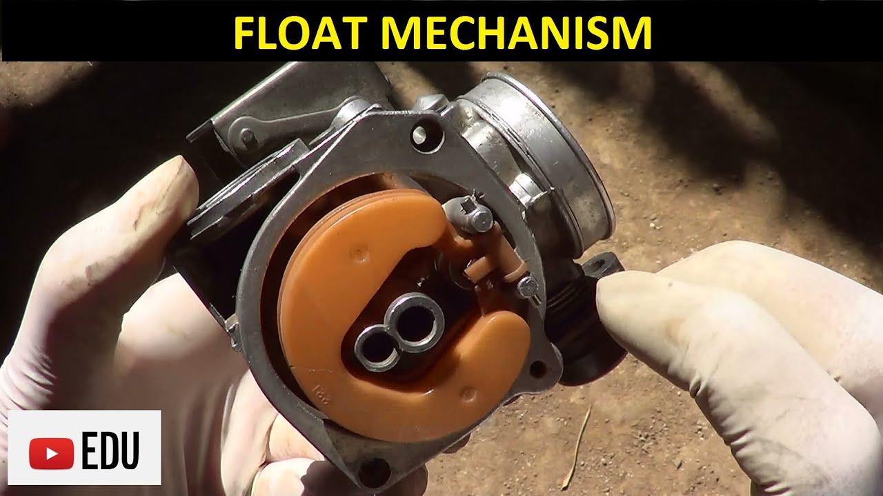 Mekanisme Pelampung (Float System) Karburator Keihin PB18 (Episode 4) by  Sekolah Online Teknik Otomotif