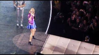 TAYLOR SWIFT Concert Vlog 1989 Tour 2015