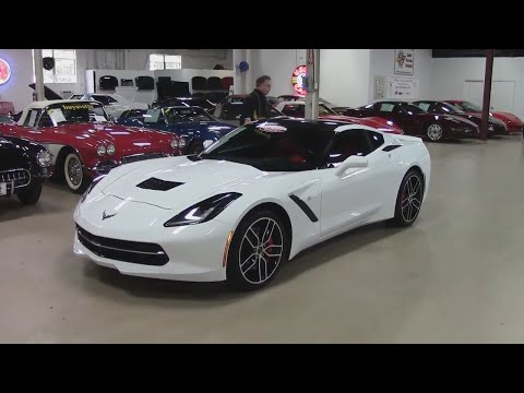 2015 Corvette Stingray Z51 3LT