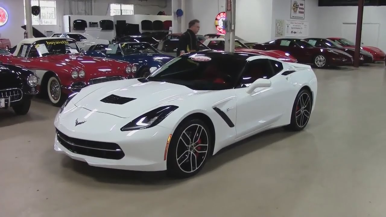 2015 corvette stingray z51 3lt youtube. Black Bedroom Furniture Sets. Home Design Ideas