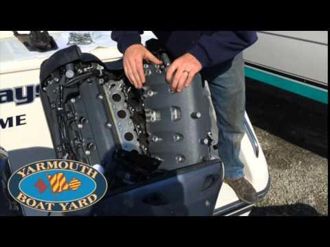 How to troubleshoot a Yamaha V8 Generation I Boat Engine: Part 2