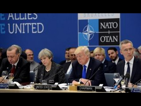 Fmr. Amb. to NATO: Trump's right to ask NATO allies to pay more, but wrong timing