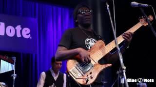 Richard Bona Mandekan Cubano  - Jokoh Jokoh - Live @ Blue Note Milano