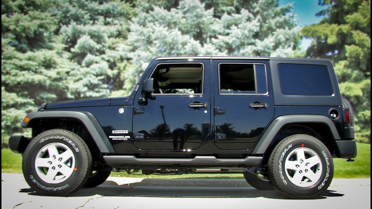 2015 jeep wrangler unlimited sport full video tour unique chrysler youtube. Black Bedroom Furniture Sets. Home Design Ideas