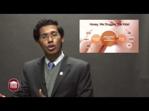 University of Mississippi Graduate School Sujith Ramachandran - 3 Minute Thesis Presentation 2014