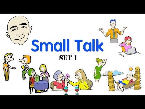 Small Talk   Emotional Conversations   Set 1   English Speaking Practice   ELL   ESL   EFL