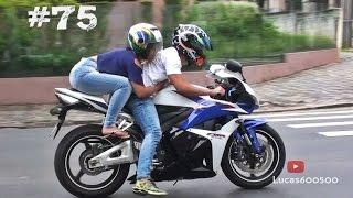 Motos esportivas acelerando em Curitiba - Parte 75