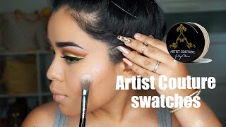 Artist Couture Swatches | 13 Colors