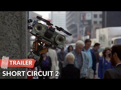 Short Circuit 2 1988 Trailer | Fisher Stevens
