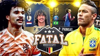 FIFA 18: F8TAL GERMANY FINALE in der Gruppenphase 🔥🔥 Phineas vs. Paato