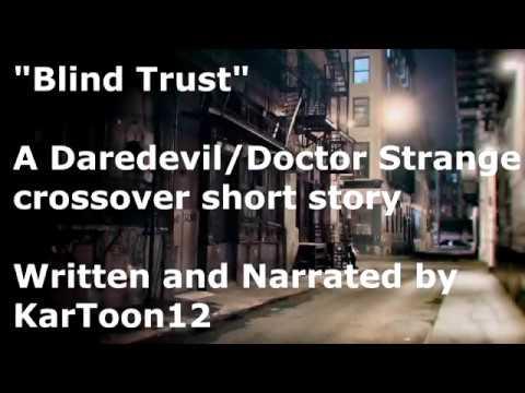Blind Trust (A Daredevil/Doctor Strange short story)