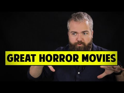 What Makes A Great Horror Movie? - David F. Sandberg