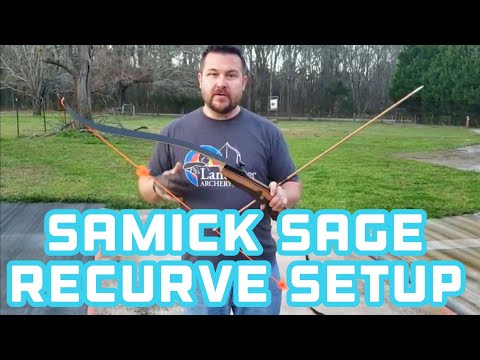 Samick Sage Full Setup And Speed Test
