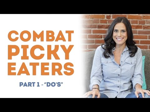 Picky Eaters! How to Get Your Kids to Eat Healthy - Part 1   Keri Glassman