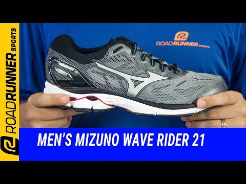 mizuno wave rider 21 men's size 13 youth xs