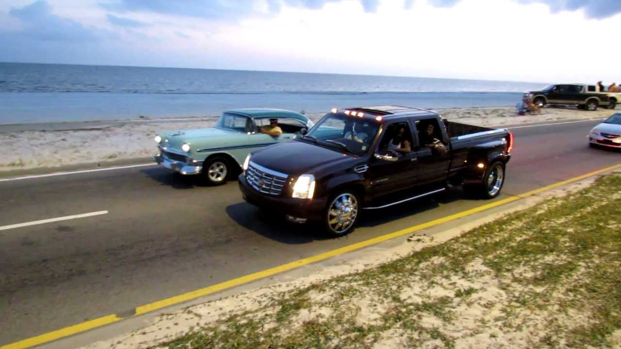 Dually Pickup For Sale >> 2012 Escalade Dually - YouTube