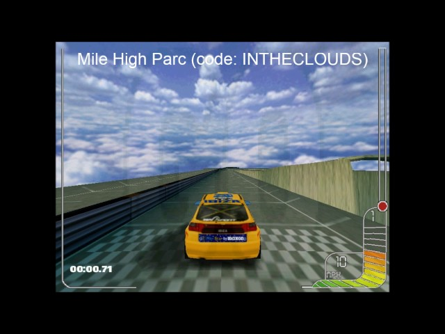 Colin Mcrae Rally (PC, 1998) - Secret tracks and cars