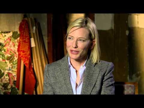 """Carol: Cate Blanchett """"Carol Aird"""" Behind the Scenes Movie Interview"""