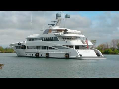 Jimmy Johns Super Yacht