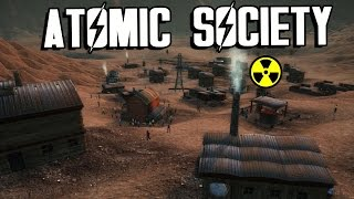 Fallout Meets Kingdoms and Castles Atomic Society Gameplay Part 1
