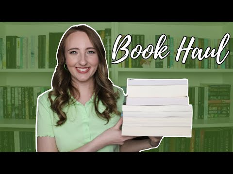May Book Haul