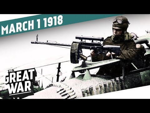 Ludendorff's Window Of Opportunity I THE GREAT WAR Week 188
