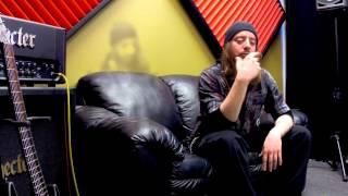 Schecter Artist MAUS of LACUNA COIL Interview
