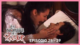 En nombre del amor: Iñaki muere en los brazos de Paloma | C-28 y 29 | Tlnovelas