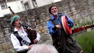 Novel Adventures at Culross Palace with Jock Ferguson and Davey