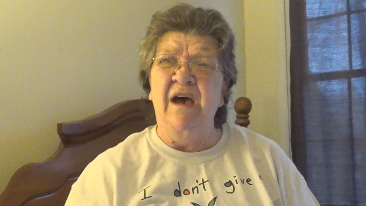 Angry grandma urban dictionary 7 youtube for Special urban dictionary