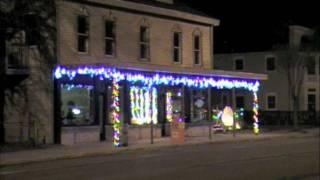 Marine City Holiday Lights