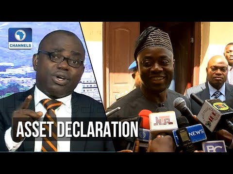 Lawyer Asks CCB To Investigate Seyi Makinde's Asset