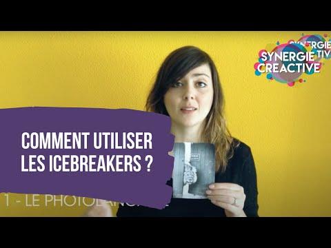 """Les """"Icebreakers"""" pour bien commencer vos réunions !"""