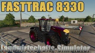 "[""Farming"", ""Simulator"", ""LS19"", ""Modvorstellung"", ""Landwirtschafts-Simulator"", ""FASTTRAC 8330"", ""FASTTRAC 8330 FINAL"", ""LS19 Modvorstellung Landwirtschafts-Simulator :FASTTRAC 8330 FINAL"", ""LS19 Modvorstellung Landwirtschafts-Simulator :FASTTRAC 8330"", """