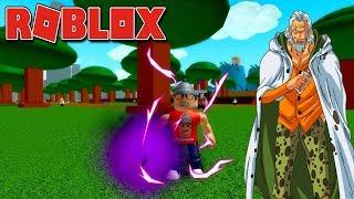 Roblox - APRENDENDO A USAR HAKI COM Rayleigh ( One Piece Bizarre Adventures )