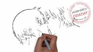 Как нарисовать девушку видео  Как научиться рисовать красивых девушек(83 486 рублей за 22 дня! Новая уникальная система заработка! http://glopages.ru/affiliate/1905293 НАЖИМАЙ прямо сейчас и УЗНАЕШЬ..., 2014-07-27T07:01:08.000Z)