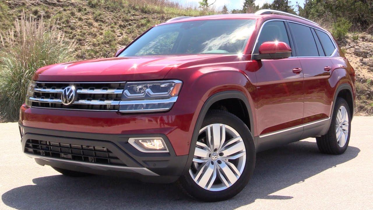 2018 Volkswagen Atlas Road Test In Depth Review