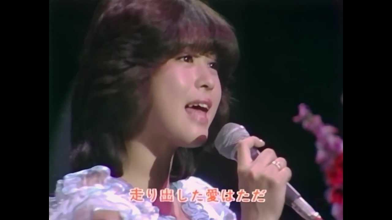 HD】 松田聖子/チェリーブラッ...