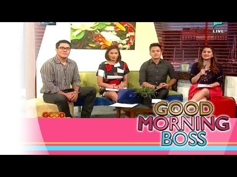 [Good Morning Boss] #TekaMoment [02|18|16]