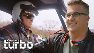 Andy, el piloto nº 1 del taller | Chatarra de oro | Discovery Turbo