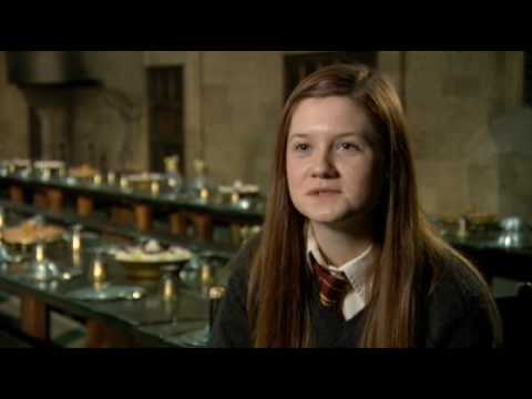 Harry Potter and the Half Blood Prince Interview - Bonnie Wright