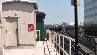 IRT Flushing & BMT Broadway Lines - Queensboro Plaza Station