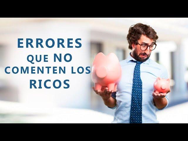 Borghino TV | Errores que NO comenten los ricos