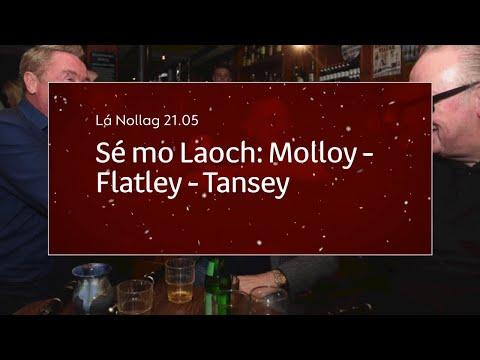 Sé mo Laoch Speisialta: Molloy-Flatley-Tansey | Lá Nollag 21.05 | TG4
